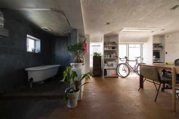 th_富ヶ谷浴室